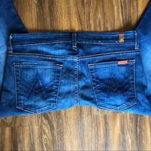 7 For All Mankind Jeans - 7FAM• Lexie 'A' Pocket• Size 31 PETITE